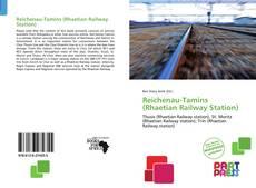 Bookcover of Reichenau-Tamins (Rhaetian Railway Station)