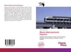 Portada del libro de Rhein-Münsterland-Express
