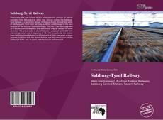 Buchcover von Salzburg-Tyrol Railway
