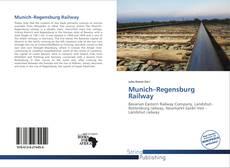 Borítókép a  Munich–Regensburg Railway - hoz
