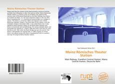 Mainz Römisches Theater Station的封面