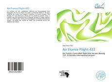 Обложка Air France Flight 422