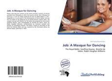 Capa do livro de Job: A Masque for Dancing