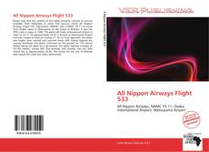 Bookcover of All Nippon Airways Flight 533