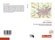 Bookcover of Parrs Wood
