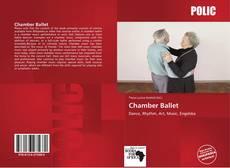 Capa do livro de Chamber Ballet