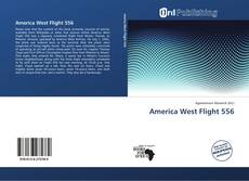 Обложка America West Flight 556
