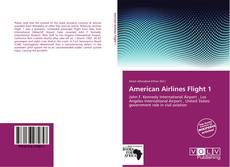 Обложка American Airlines Flight 1