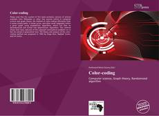 Bookcover of Color-coding