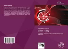Borítókép a  Color-coding - hoz