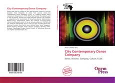 Bookcover of City Contemporary Dance Company