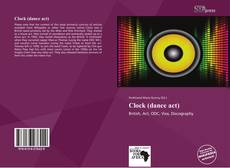 Bookcover of Clock (dance act)