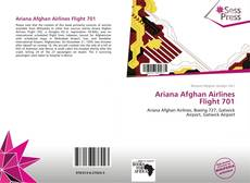 Buchcover von Ariana Afghan Airlines Flight 701