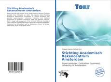 Buchcover von Stichting Academisch Rekencentrum Amsterdam