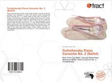 Capa do livro de Tschaikovsky Piano Concerto No. 2 (Ballet)