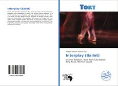 Capa do livro de Interplay (Ballet)