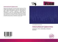 International Cybercrime kitap kapağı