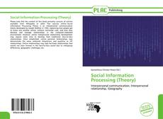 Bookcover of Social Information Processing (Theory)