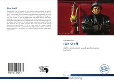 Fire Staff kitap kapağı