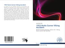 Portada del libro de 1953 Nutts Corner Viking Accident