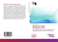 Copertina di BSAA Star Tiger Disappearance