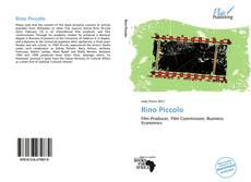 Couverture de Rino Piccolo