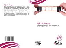 Copertina di Rijk de Gooyer