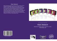 Couverture de Enzo Jannacci