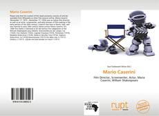 Portada del libro de Mario Caserini