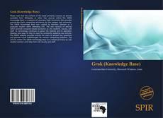 Buchcover von Grok (Knowledge Base)