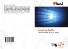 Bookcover of Broadcast Traffic
