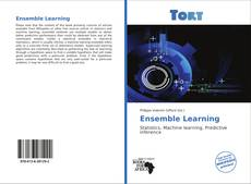Bookcover of Ensemble Learning