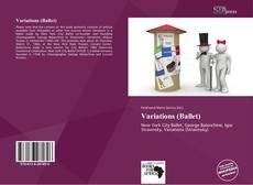 Bookcover of Variations (Ballet)
