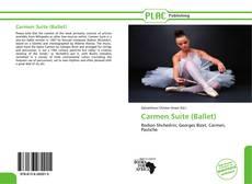 Portada del libro de Carmen Suite (Ballet)