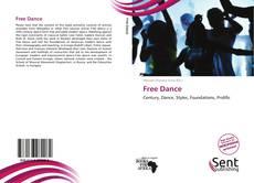 Capa do livro de Free Dance