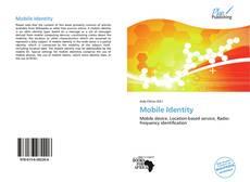 Mobile Identity kitap kapağı