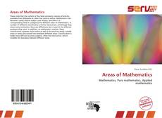 Bookcover of Areas of Mathematics