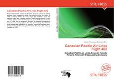 Buchcover von Canadian Pacific Air Lines Flight 402