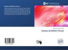 Capa do livro de Scènes de Ballet (Taras)