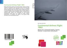 Continental Airlines Flight 1883 kitap kapağı