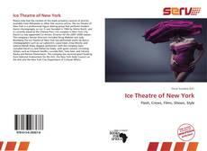 Capa do livro de Ice Theatre of New York