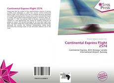 Continental Express Flight 2574 kitap kapağı
