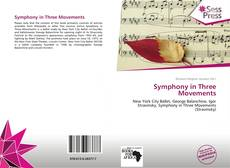 Symphony in Three Movements的封面