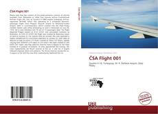 ČSA Flight 001 kitap kapağı