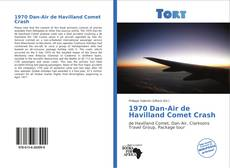 Bookcover of 1970 Dan-Air de Havilland Comet Crash