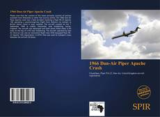 Bookcover of 1966 Dan-Air Piper Apache Crash