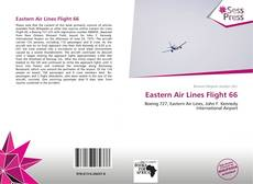 Обложка Eastern Air Lines Flight 66