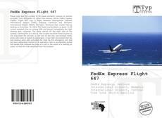 Обложка FedEx Express Flight 647