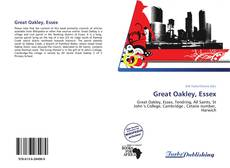 Great Oakley, Essex的封面