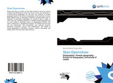 Bookcover of Stan Openshaw